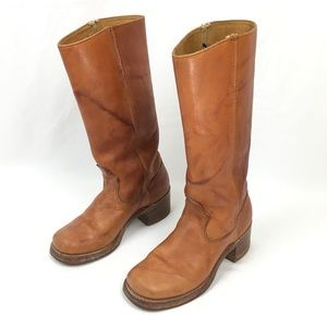 Vintage 1970s Campus Boots